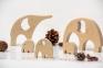 Слоники пазлы  2