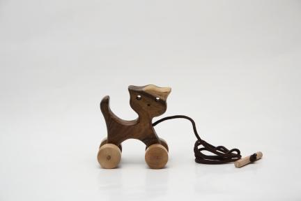 Котик каталка
